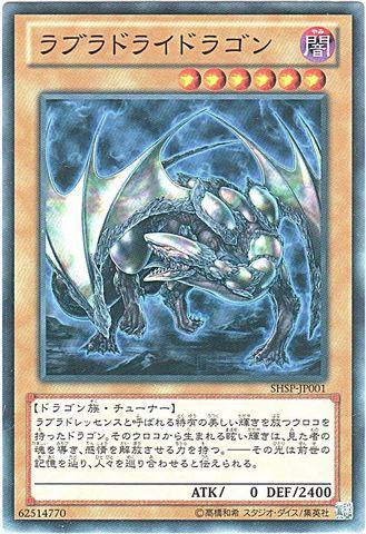 ラブラドライドラゴン (N)③闇6