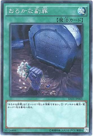 おろかな副葬 (Secret/RATE-JP065)