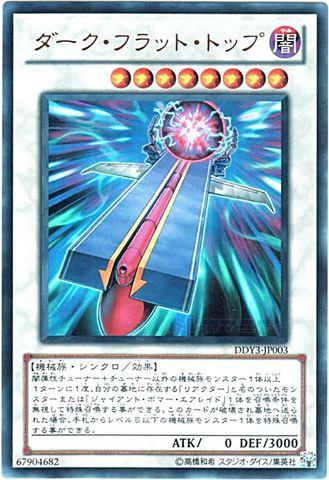 ダーク・フラット・トップ (Ultra)⑦S/闇8