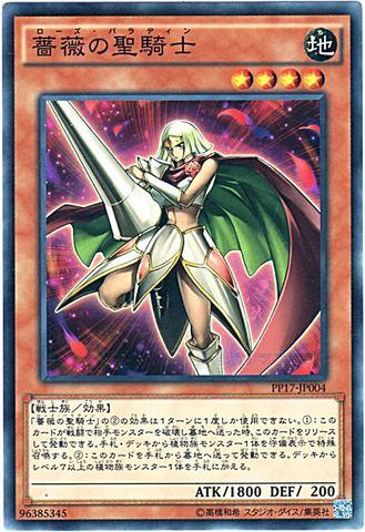 薔薇の聖騎士 (Normal)③地4