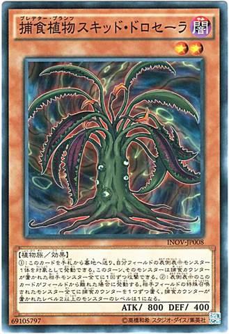 捕食植物スキッド・ドロセーラ (Normal/INOV-JP008)