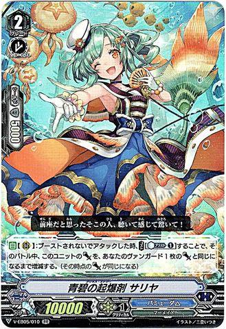 青碧の起爆剤 サリヤ RR VEB05/010(バミューダ△)