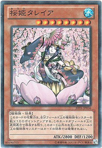 桜姫タレイア (Super)③水8