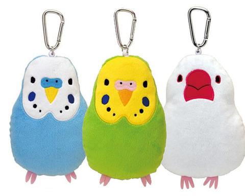 <コトリコレクション>パスケース!鳥