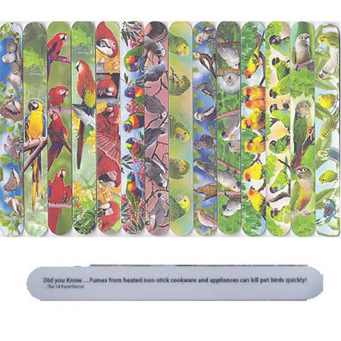 ネイルファイル(爪やすり)・鳥各種