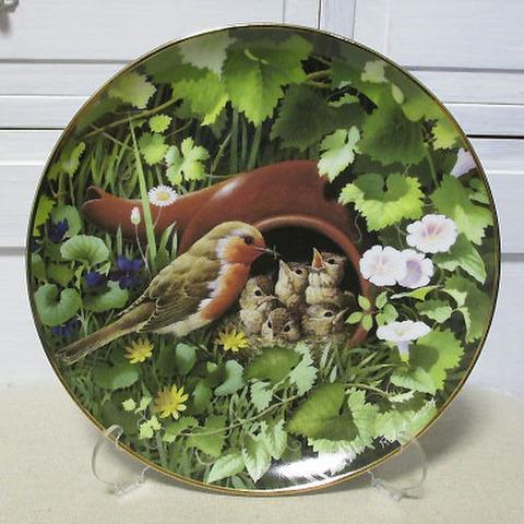 <DM>飾り皿!アフタヌーンティー・駒鳥