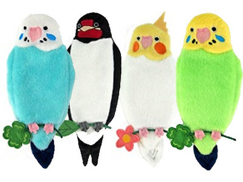 <サン・アロー>ペンケース!鳥