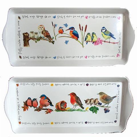 <レオナルド・コレクション>トレイ!英国の鳥