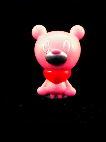 PICO HITCH BEAR PINK