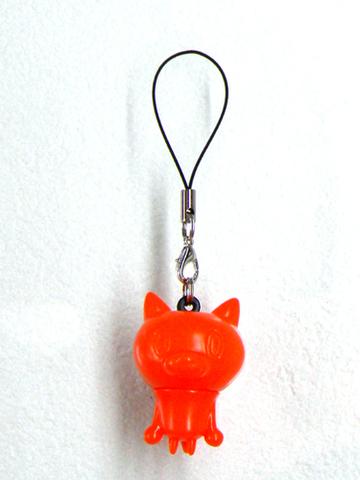 PICO MAO CAT ストラップ オレンジ