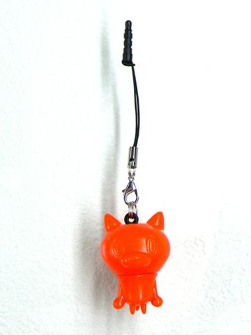 PICO MAO CAT イヤフォンジャック オレンジ