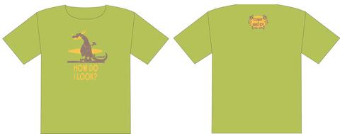 TaiwanBANG!×TOUMART コラボTシャツ GooN