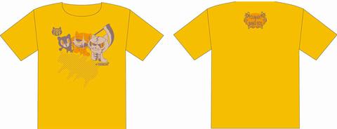TaiwanBANG!×TOUMART コラボTシャツ MAO CAT