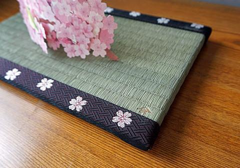 装飾ミニ畳 桜
