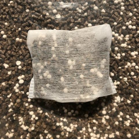 【開花中・開花直前用】南国植物の有機肥料・低窒素高リン酸ブレンド 10個セット(大型品種の成長を抑えたい場合にもご利用いただけます)