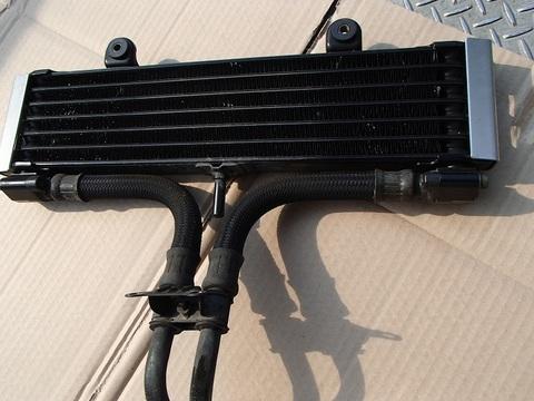 XJR1300 ノーマルオイルクーラー