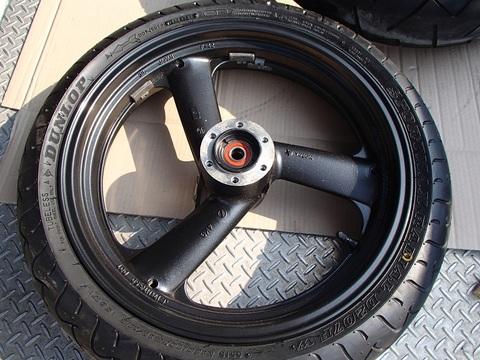 XJR1300 フロントホイール 美品