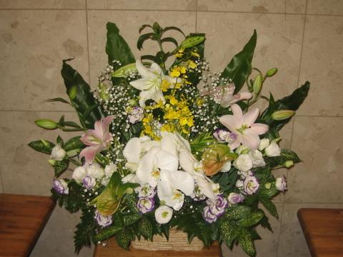 cm-1502 枕花[お悔やみのお花](ご供花)