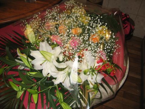 b-2001 花束