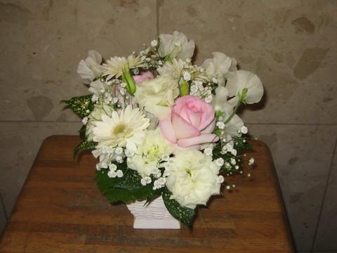 cm-0302 枕花[お悔やみのお花](ご供花)