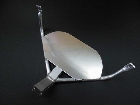 NSR50/80/mini用アルミアッパーカウルステー
