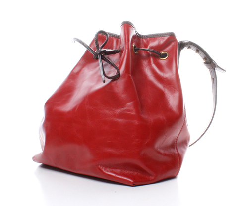 Fleming Bucket-RED