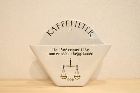KNABSTRUP/ナブストラップ/コーヒーフィルターホルダー