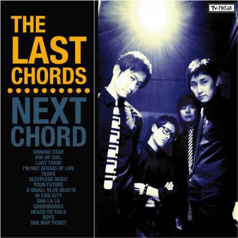 THE LAST CHORDS CD Next Chord
