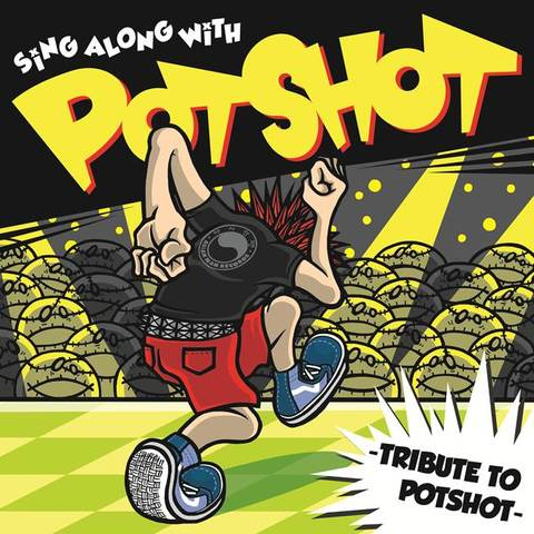 CD SING ALONG WITH POTSHOT