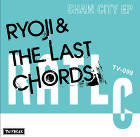 THE LAST CHORDS CD Sham City EP