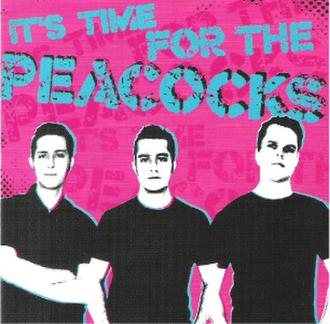 PEACOCKS CD「IT'S TIME FOR THE PEACOCKS」