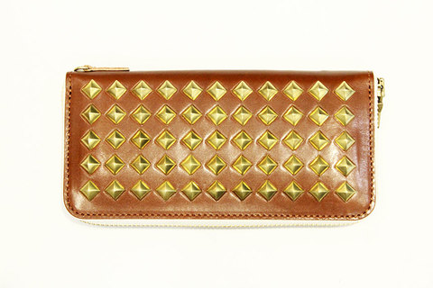 "THE COLOR (ザ・カラー) "" STUDS PURSE """