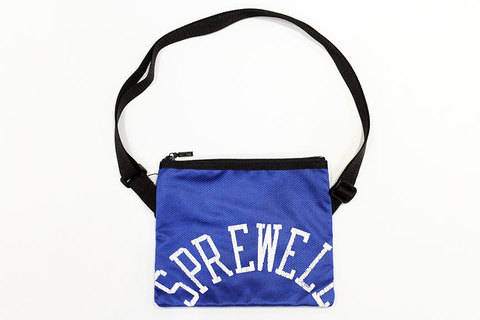 "COOCHUCAMP (クーチューキャンプ) "" Happy Special Shoulder bag "" Exclusive"