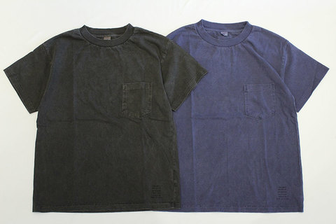 "TOWN CRAFT (タウンクラフト) "" classic ss pocket tee """