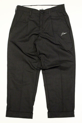 "LOOKER (ルッカー) "" L.A CROPPED PANTS "" Exclusive"