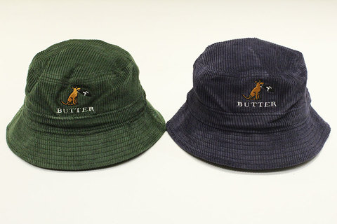 "BUTTER GOODS (バターグッズ) "" Digger Corduroy Bucket Hat """