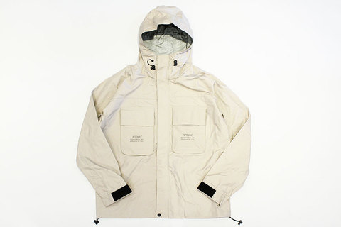"NOTHIN'SPECIAL (ナッシンスペシャル) "" FLY FISH JACKET """