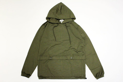 "BETTER (ベター)  "" MID FLEECE PULL-OVER HOODY """
