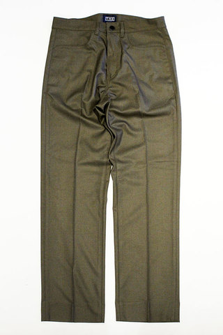 "THE FABRIC (ザ・ファブリック) "" PRESS WORK PANTS """