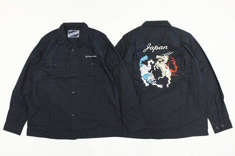"""THE FABRIC (ザ・ファブリック) """" THE SP WORK STAR SHIRTS """" Exclusive"""