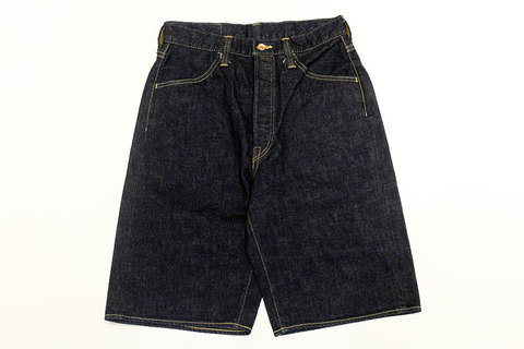 "HURRAY HURRAY (フレイ フレイ) "" DENIM SHORT PANTS """