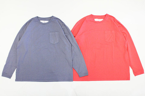 "Necessary or Unnecessary  "" POCKET TEE L/S """