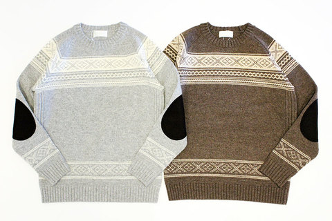 "Soglia (ソリア) "" LANDNOAH Sweater """