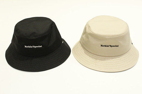 "NOTHIN'SPECIAL (ナッシンスペシャル) "" FLY FISH HAT """