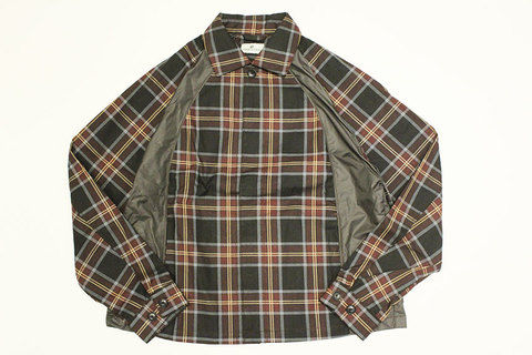 "DAISY CHAIN (デイジーチェイン) "" Drizzler Check Jacket """