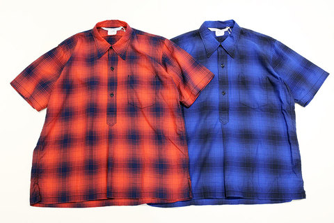 "Necessary or Unnecessary  "" OLD PULL OVER RAYON CHECK """