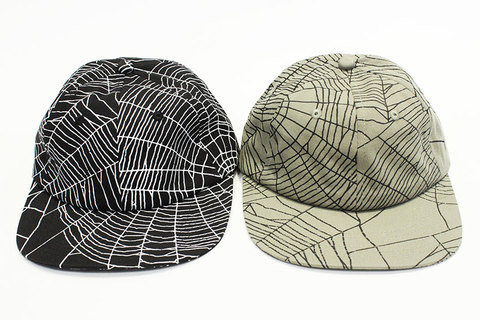 "BUTTER GOODS (バターグッズ) "" Web 6 Panel Cap """
