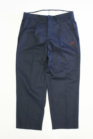 "LOOKER (ルッカー) "" T.W.A.H CROPPED PANTS "" Exclusive"