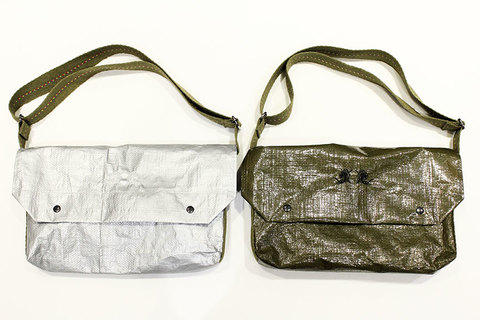 "ink (インク) Newspaper Bag "" POST MAN Ⅱ """