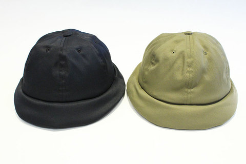 "THE COLOR (ザ・カラー) "" QUILTED HAT """